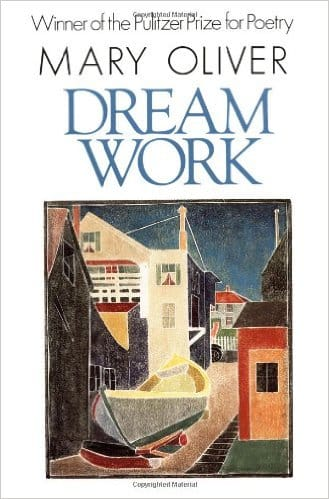 mary oliver quotes dream work