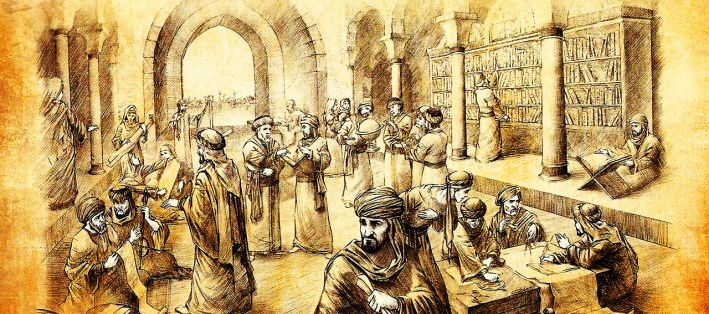 lost history muslim scientists artists thinkers