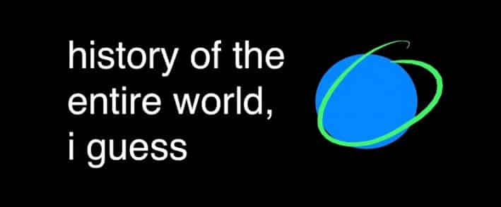history of the entire world i guess bill wurtz artist history japan