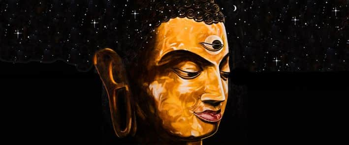 you are not your thoughts intrusive thoughts buddhism buddha