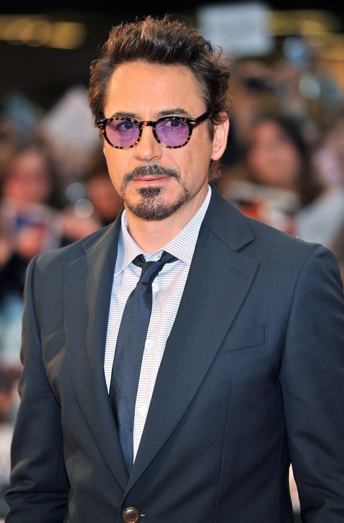 Robert Downey Jnr was addicted to drugs